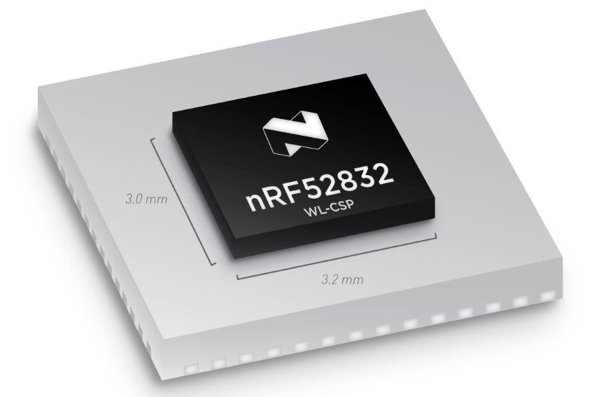 nrf52 wl-csp