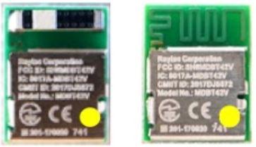 【重要】Nordic nRF52832 Revision変更に伴うRaytac Product Change Notice(PCN)通知