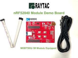MDBT50Q-DB(BT5開発ボード)  使い方ガイド
