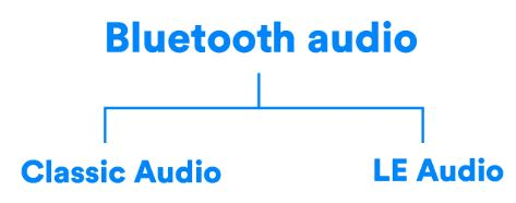 LE Audio (Bluetooth® Low EnergyE Audio streaming)!!