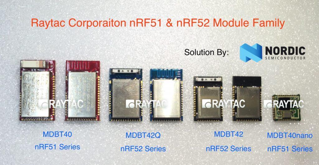 Raytac BLEmodule series