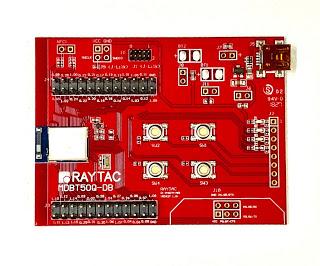 Nordic nRF52840 モジュール 開発ボード提供開始
