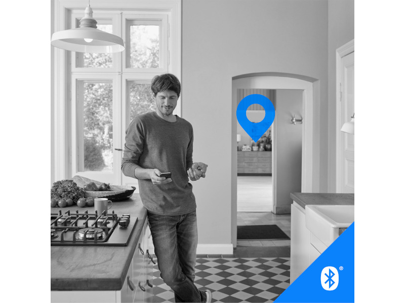 位置精度大幅改善! Bluetooth® 5.1