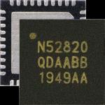 Nordic 新SoC nRF52820(Bluetooth® 5.2)のモジュール Raytacにて開発中